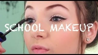 Simple Everyday School Makeup Routine♡