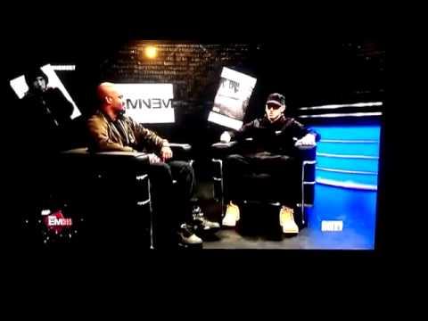 Eminem Interview 2013 - MMLP2 - 106 & Park (Part 3)
