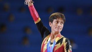 Oksana Chusovitina, 6 Olympic Games - She's a legend! - We are Gymnastics!