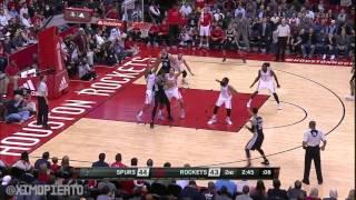 San Antonio Spurs vs Houston Rockets | Full Game Highlights | December 20, 2016 | 2016-17 NBA Season
