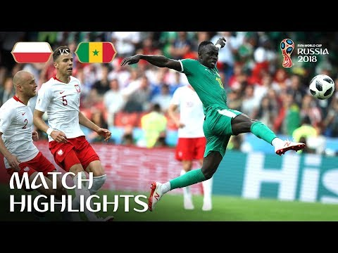 Poland v Senegal - 1:2