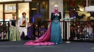 Concours Cosplay - La Part Dieu - Glénat - 2014-09-27- 27- Frozen