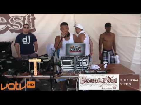 Chewstick Beachfest 2012