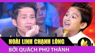 Hoài Linh chạnh lòng bởi câu hò của Quách Phú Thành