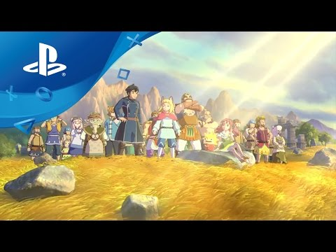 Ni No Kuni II: Revenant Kingdom | Ankündigungstrailer | PS4