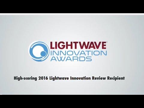 MRV: High-scoring 2016 Lightwave Innovation Award Recipient