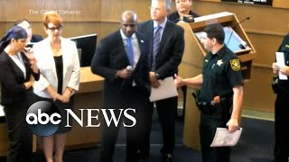 City commissioner berates deputy at police awards ceremony