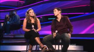 Lauren Alaina & Scotty McCreery duet