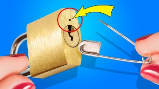 34 AMAZING TRICKS TO OPEN ANYTHING AROUND YOU