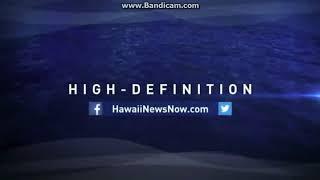 KGMB/KHNL: Hawaii News Now At 10pm Open--12/22/17
