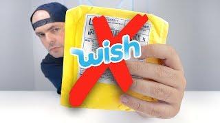 ITEMS a NÃO COMPRAR na Wish.com! (FRAUDE)