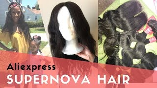 SuperNova Hair 2+ month update