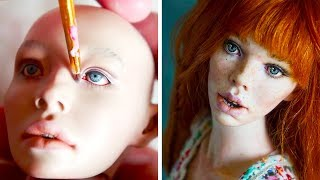 THESE DOLLS ARE INCREDIBLY REALISTIC