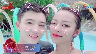 Quán quân the face Phí Phương Anh mặc bikini quyết rũ hẹn hò cùng hot boy ghiền mì gõ Bi Max 😍