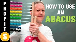 How To Use An Abacus