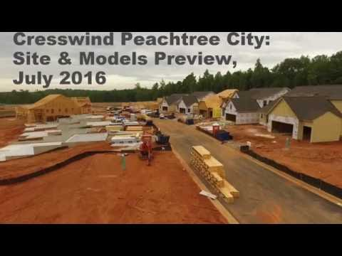 Peachtree Model Center Preview