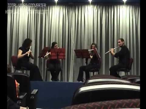 Suite del Cascanueces (Tchaikovsky) - IV. DANZA DE LOS MIRLITONES