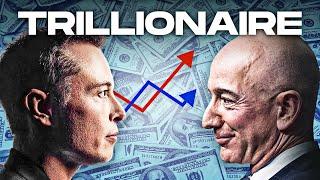 Elon Musk vs Jeff Bezos: The Race To $1 Trillion