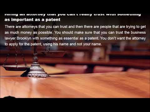 Patent Law Firm New York