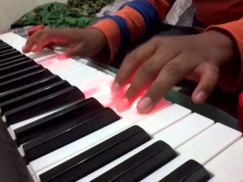 Cuando me bautize en piano himno SUD