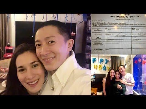 2019-06-21 被爆香港申請結婚 韓庚盧靖姍三個月內必辦婚禮