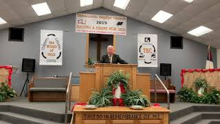 """Pastor James Wynn - """"Being Fruitful and Increasing In The Knowledge of God"""""""