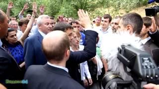"""Андрей Воробьев посетил """"Тимоховский парк"""""""
