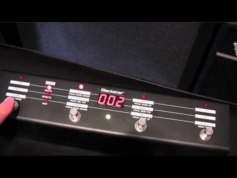 Blackstar FS-10 Footcontroller for ID Series