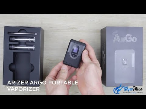 video Arizer ArGo