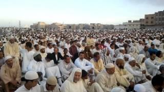 أروع منظرمن مصلى حي كريمة بسلا المملكة المغربية
