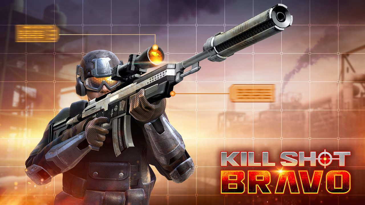 Chơi Kill Shot Bravo on PC 1