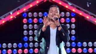 """Amit Thapa Magar - """"Shisir Jahi Ritto"""" - Blind Audition - The Voice of Nepal 2018"""