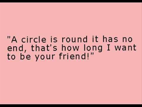 Best Friend Cute Quotes - Friendship Day 2015 - YouTube