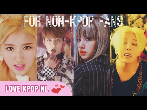 The Best K-Pop Videos To Show It To Your Non-Kpop Fans/Friends