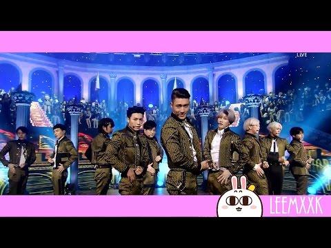 SUPER JUNIOR - MAMACITA (아야야) Stage Collection (무대영상집합)