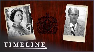 The Tension Between The Queen Mother & Prince Philip | Behind Closed Doors | Timeline
