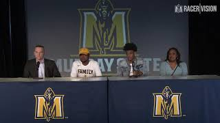 Ja Morant Declares for the NBA Draft - 4-3-19 Press Conference