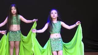 Nhóm SaigonDance Kid - Việt Nam Belly dance Festival 2018 Gala Show