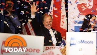 Roy Moore Loses To Doug Jones In Stunning Upset, Refuses To Concede | TODAY