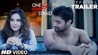 One Night Stand Official Trailer   Sunny Leone, Tanuj Virwani   T-Series