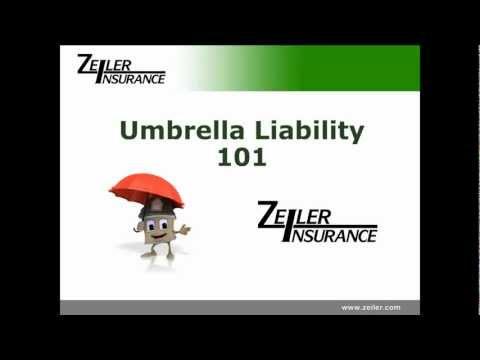 Personal Umbrella Insurance 101