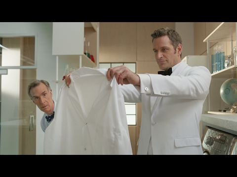Persil(R) ProClean(R) Big Game Commercial - Science of Clean: 10 Dimensions
