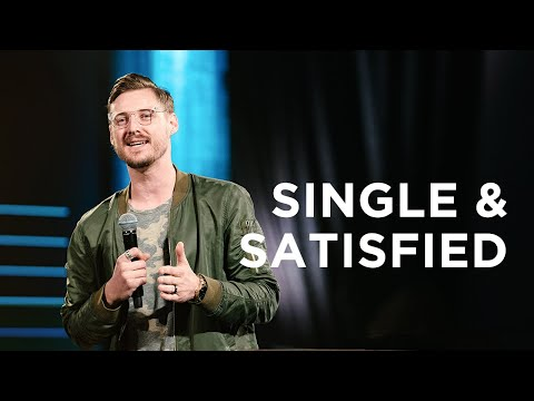 Jarrid Wilson - Single & Satisfied