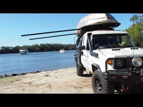 Boat Loader & Rooftop Tent!!!