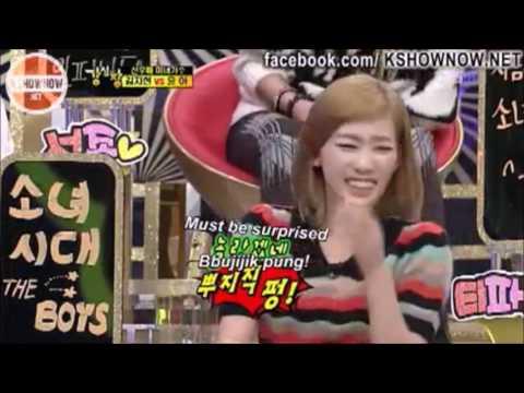 Taeyeon wardrobe malfunction