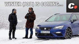 WINTER JOB | Teaser / Trailer | Próximamente en coches.net