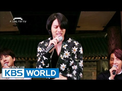 Global Request Show : A Song For You 3 -