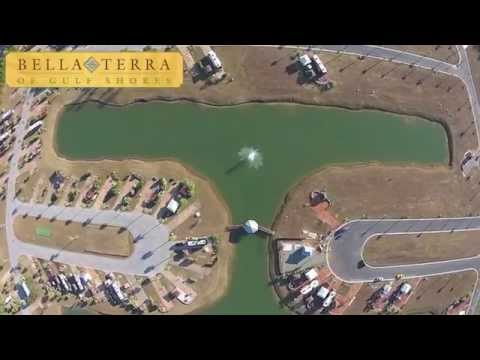 Aerial Tour of Bella Terra of Gulf Shores
