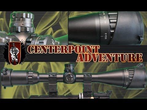 Centerpoint Illuminated 4 16x40mm scope manual