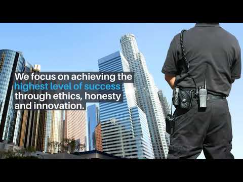Security Company Calgary
